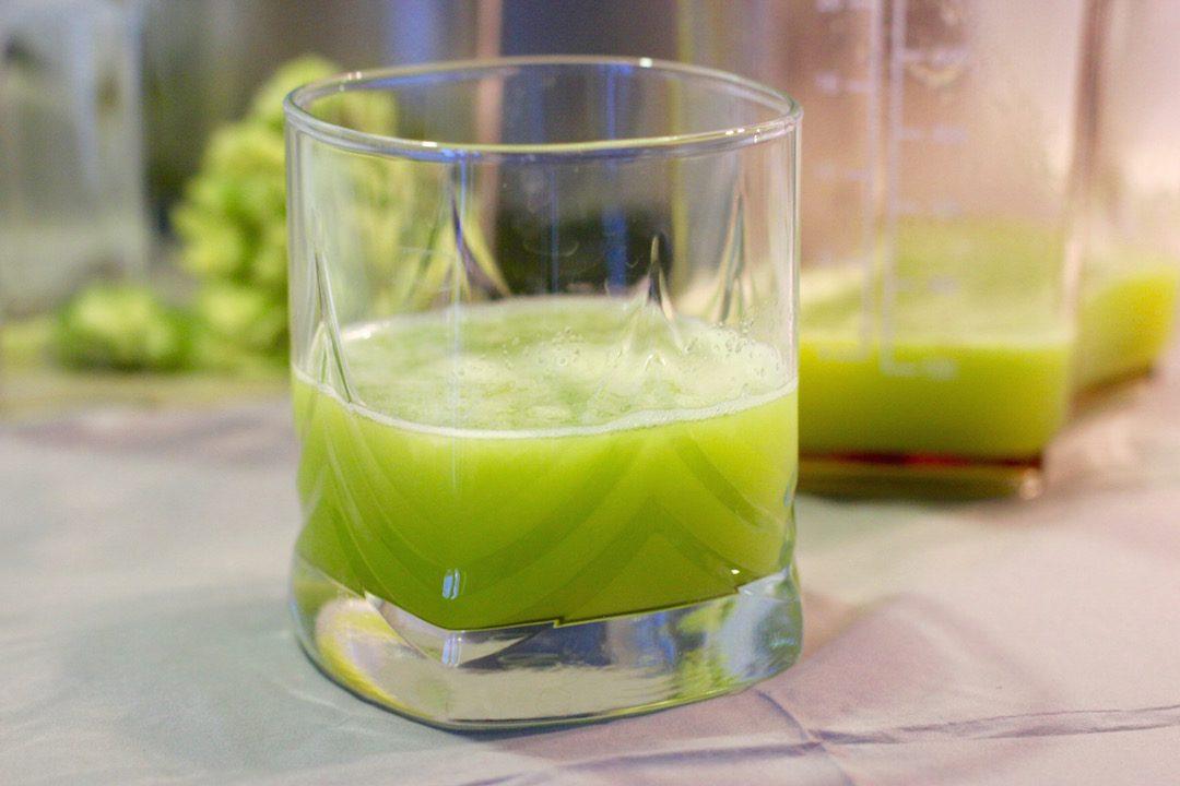 Stimmungsmacher / Ananas-Gurken Saft - freshdelight