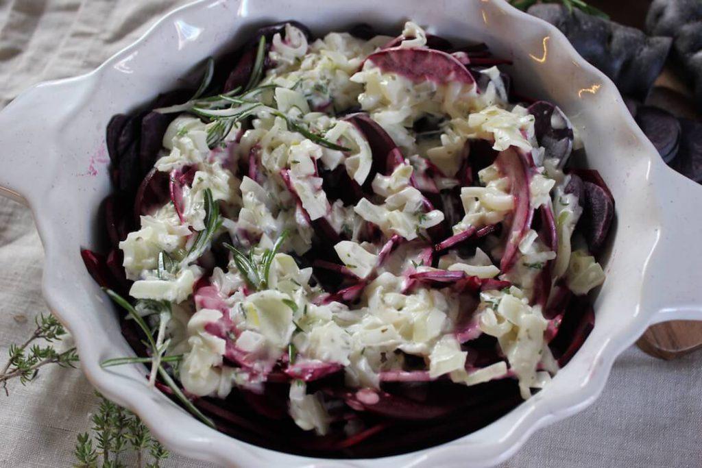 zubereitung-rote-beete-kartoffel-auflauf-rezept-blogparade5